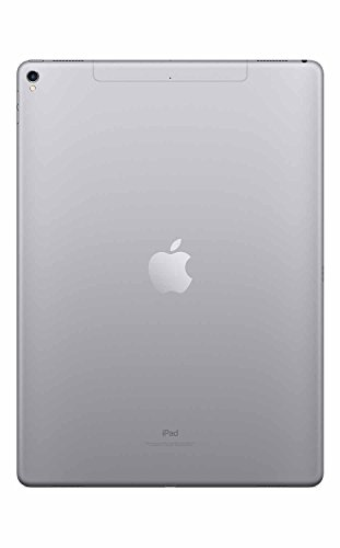 Apple iPad Pro 2nd 12.9″ with ( Wi-Fi + Cellular ) 2017 Model, 256GB, SPACE GRAY (Certified Refurbished)