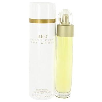 360 by Perry Ellis 3.4 oz 100 ml for Women Eau De Toilette