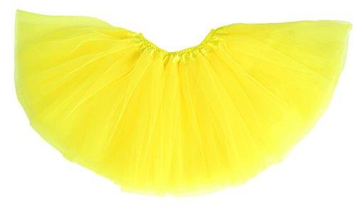 Dancina Colorful Neon Tutu for Women Plus Size 12-24 -