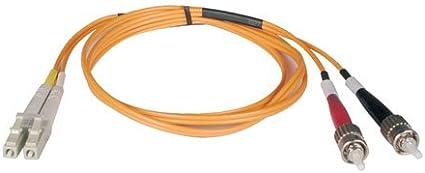 MTRJ Duplex 62.5//125 Multimode Fiber Optic Patch Cable 30M Orange 100FT