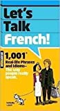 Let's Talk French, SparkNotes Editors, 1411404432