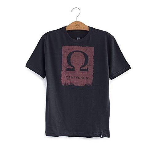 Camiseta God Of War Ten Years