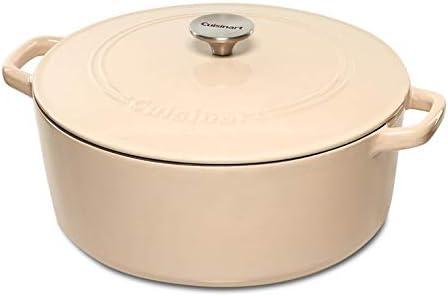 Cuisinart Casserole Dutch 7 Quart Blush product image