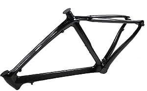 amazon   jrfoto carbon fiber bicycle frame 3k all