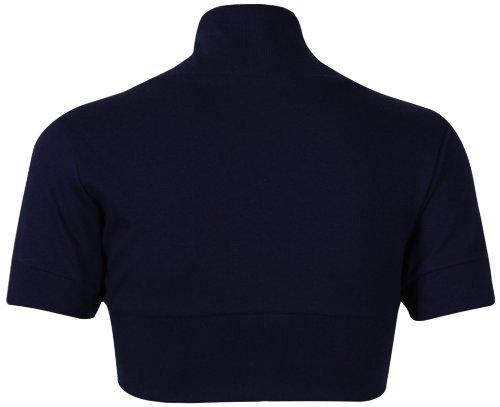 Purple Hanger - Torera - para mujer azul marino