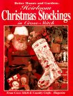 Heirloom Stocking - Heirloom Christmas Stockings in Cross-Stitch: From Cross Stitch & Country Crafts Magazine