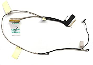 New LVDS LCD LED Flex Video Screen Cable Replacement for ASUS g53S G53Sx g53SW g53jw P//N:1422-00U3000