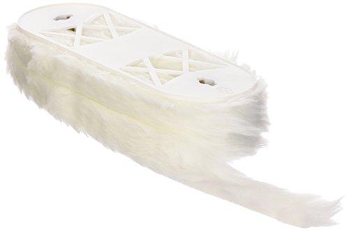 fur-trim-1-wide-10-yards-white