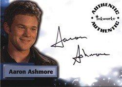 Smallville Season 6 A47 Aaron Ashmore Autograph Card