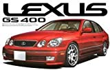 Aoshima #56 Lexus GS400 '98 Left Hand Drive 1/24 Model Kit