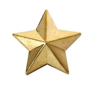 Trik Topz Stars Valve Caps Gold by Trik Topz