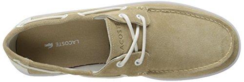 Lacoste Mens Keellson 117 1 Scarpa Casual Moda Sneaker Beige