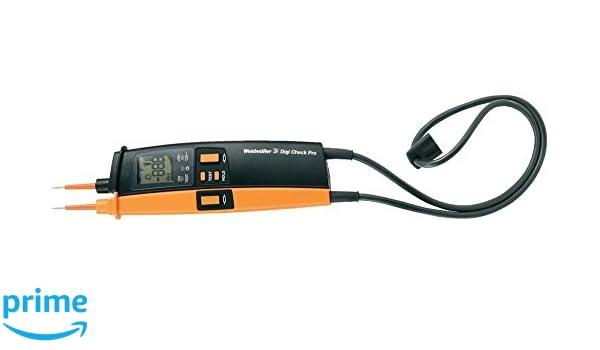 Weidmuller 9918870000 - Comprobador tensión digital digi check 5.2-1147: Amazon.es: Bricolaje y herramientas