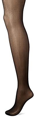 No Nonsense Women's Shapes All Over Shaper Pantyhose With Sheer Toe