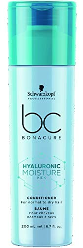 BC BONACURE Hyaluronic Moisture Kick Conditioner, 6.76-Ounce