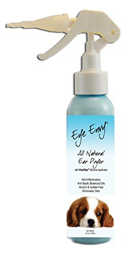 Eye Envy All Natural Ear Dryer W/applicator - 4oz