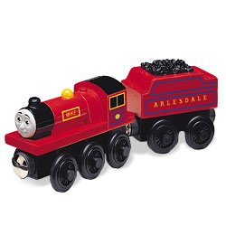 RC2 Thomas and Friends Wooden Railway System: Mike