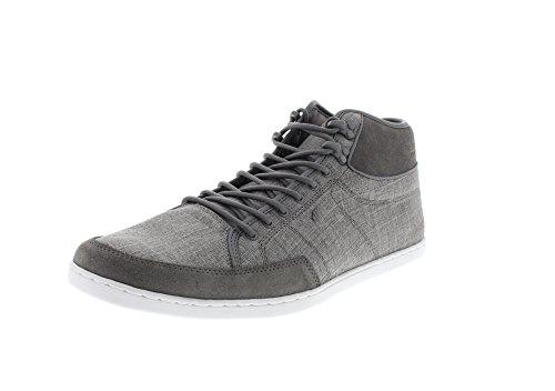 Steel Grey Hohe Sh Herren Gry SDE Slub Swapp Boxfresh Sneaker Prem STL E15019 3 wTxRqx7PS