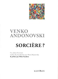 Sorcière ‽  par Venko Andonovski