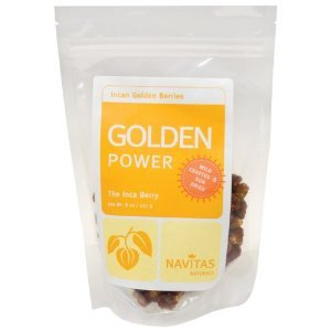 Navitas, Goldenberries, 8.00 OZ (Pack of 12) by Navitas Naturals