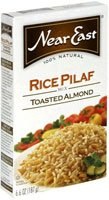 Near East Rice Pilaf Mix Toasted Almond -- 6.6 oz