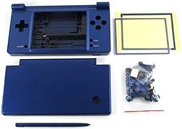 Juego Completo de Carcasa para Nintendo DSi NDSi Azul Oscuro ...