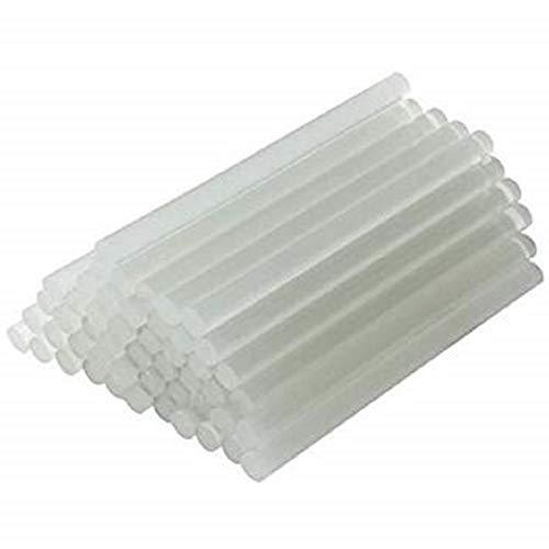 200 Pcs Hot Melt Glue Gun Stick 0.42 x 8'' Full Size Clear White by Glues Stuff (Image #3)