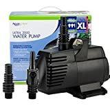 Aquascape Ultra 1100 GPH Submersible Pond & Water Garden Pump 91008 with Exclusive BONUS Promotional Magnet Calendar