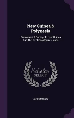 New Guinea & Polynesia: Discoveries & Surveys In New Guinea And The D'entrecasteaux Islands ebook