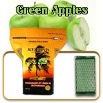 Auto Scents, Inc. Green Apples - 60 Count