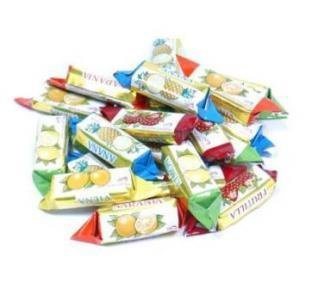Arcor Vienna Fruit Filled Hard Candies 6 Lb Bag by Arcor