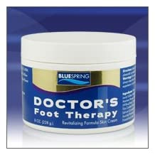 Soothing Cream for Foot and Leg Aches and pains - 8 oz jar