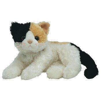 TY Hodges the Calico Cat Beanie Baby  Amazon.co.uk  Toys   Games 3da91917423f