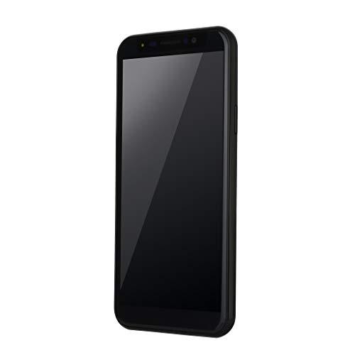 Matoen Smartphone 5.72 Inch Dual QHD Camera Android 6.1 1+4G GPS 3G Call Mobile Phone Smartphone US (Black) by Matoen (Image #1)