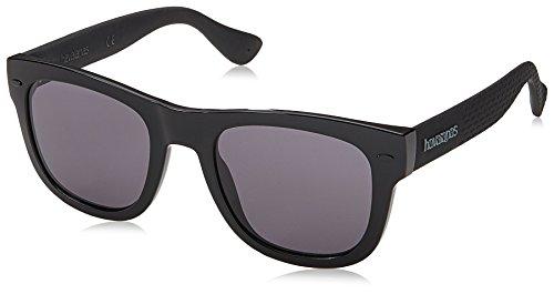 Hombre Sol de L Y1 Negro Grey Havaianas Black PARATY 52 para QFU Gafas qRYnB8w