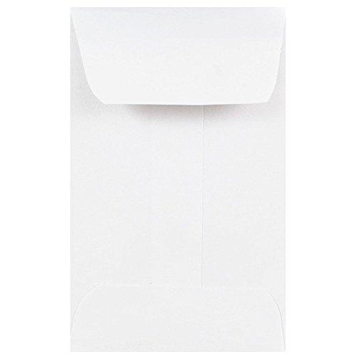 JAM Paper #1 Coin Envelope - 2 1/4