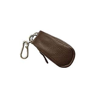76812be43cdd travel coin purse wallet car keyring case car key purse with zipper ...