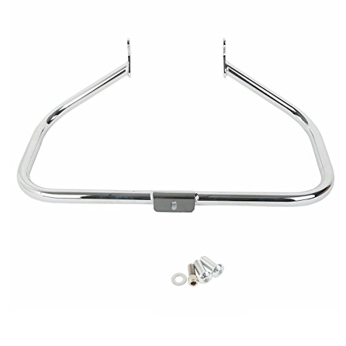 TCMT Engine Guard Highway Crash Bar Fits For Harley Heritage Softail Fat Boy FLST 2000 2001 2002 2003 2004 2005 2006 2007 2008 2009 2010 2011 12 13 14 2015 2016 2017 (Harley Engine Parts)