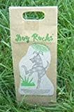 DOG ROCKS! Prevents urine burn patches in your lawn