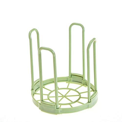 Emily New Kitchen Organizer Tableware Storage Box Bowl Chopstick Container Green