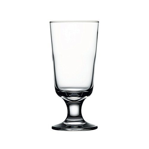 Capri Highball - 6H x 2 3/4T x 2 3/4B Capri 10 oz Footed High Ball Glasses, Case of 48