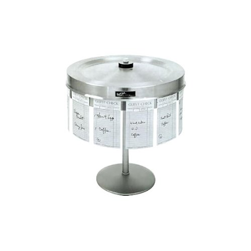 Rotating Check-Minder Stand