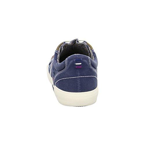 s.Oliver5-5-13609-28/200-200 - Cerrado Hombre azul marino