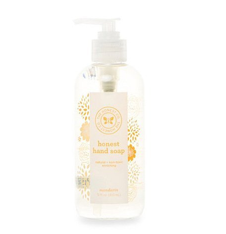 (Pack of 3) The Honest Company Foaming Hand Soap 8.5fl oz - Mandarin