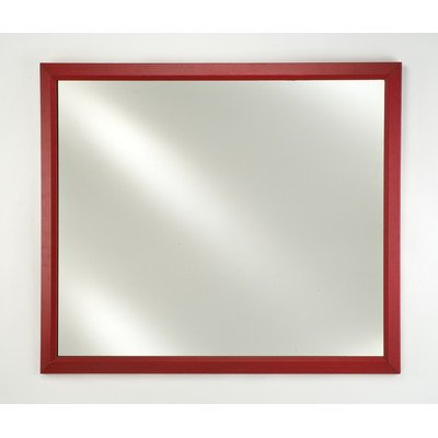 Afina FM2026MERGS Plain Countertop Bathroom Mirrors with Meridian Frame, 20