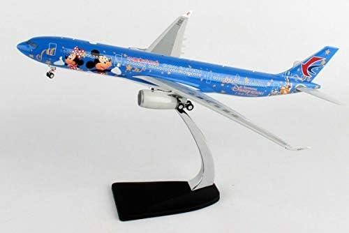 フェニックス100038 中国東部 A330-300上海ディズニーB-6120 1/200 模型 飛行機 航空機 1386