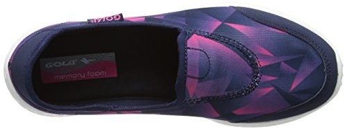 Hot Navy Slip Pink On Size Luis Sneakers Navy Active Womens Fitness Gola San Iaxv76qqw