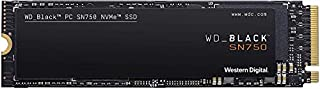 WD_Black SN750 1TB NVMe Internal Gaming SSD - Gen3 PCIe, M.2 2280, 3D NAND - WDS100T3X0C (B07M64QXMN) | Amazon price tracker / tracking, Amazon price history charts, Amazon price watches, Amazon price drop alerts