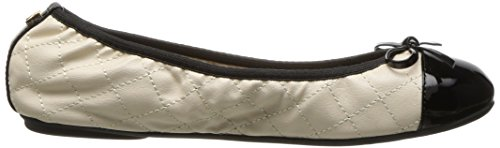 Avorio Ballerine cream Butterfly Olivia Twists Donna 8fzxqAC