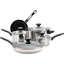 FW 12pc Cookware Set SS